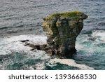 Sea Stack South Of Marwick Hea...