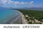 aerial bird's eye view photo...   Shutterstock . vector #1393725650
