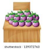 illustration of a stall with an ... | Shutterstock .eps vector #139372763