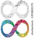 vector illustration of an... | Shutterstock .eps vector #1393803170