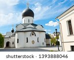 moscow  russia   may 04  2019   ... | Shutterstock . vector #1393888046