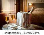 Stock photo luxury hotel room 139392596