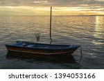 Traditional Fishing Boats With...