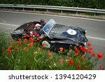 tuscany  italy   may 2013 ...   Shutterstock . vector #1394120429