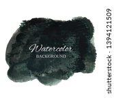 beautiful abstract black...   Shutterstock .eps vector #1394121509