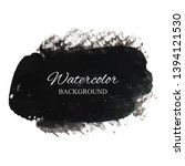 beautiful abstract black...   Shutterstock .eps vector #1394121530