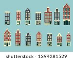 set in a typical holland...   Shutterstock .eps vector #1394281529
