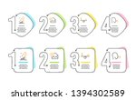 bitcoin graph  balance and new... | Shutterstock .eps vector #1394302589