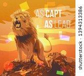 Lion Wild Illustration Creativ...