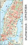 New York  New York Downtown Map