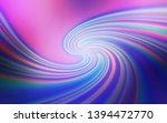 light pink  blue vector blurred ... | Shutterstock .eps vector #1394472770