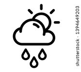 rain cloud weather meteorology...