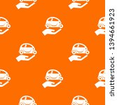 car protection pattern vector... | Shutterstock .eps vector #1394661923