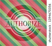 authorize christmas colors... | Shutterstock .eps vector #1394670356