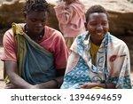 mangola  tanzania   august 14 ... | Shutterstock . vector #1394694659