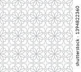 vector islamic ornament ...   Shutterstock .eps vector #1394822360