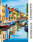 Colorful Houses On The Canal In ...