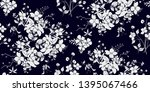 flower print.elegance seampless ... | Shutterstock .eps vector #1395067466