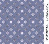 raster minimal geometric floral ... | Shutterstock . vector #1395093149