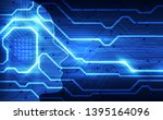 artificial intelligence. ai...   Shutterstock .eps vector #1395164096