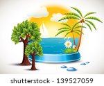 trees | Shutterstock .eps vector #139527059