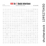 400  mini basic simple set of...