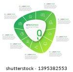 Vector Circular Infographic...