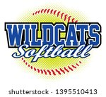 Wildcats Softball Design Is A...