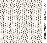 vector modern seamless pattern. ...   Shutterstock .eps vector #1395624629