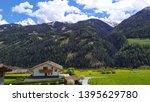 mitteldorf   virgen  austria ... | Shutterstock . vector #1395629780