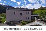 mitteldorf   virgen  austria ... | Shutterstock . vector #1395629783