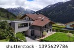 mitteldorf   virgen  austria ... | Shutterstock . vector #1395629786