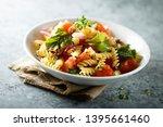 Pasta Fresh Tomato Salad With...