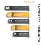 info graphic design template....   Shutterstock .eps vector #1395683066