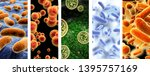 collection of vertical banners... | Shutterstock . vector #1395757169