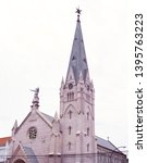 Church Called Iglesia Stella Maris - Fine Art prints