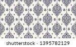 seamless pattern based on... | Shutterstock .eps vector #1395782129