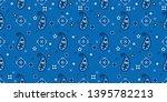 seamless pattern based on... | Shutterstock .eps vector #1395782213