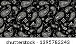 seamless pattern based on... | Shutterstock .eps vector #1395782243
