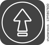 up direction arrow icon for...