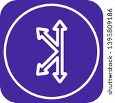 left direction arrow icon for...