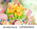 beautifully decorated... | Shutterstock . vector #1395834833