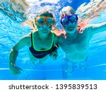 adult people senior couple have ...   Shutterstock . vector #1395839513
