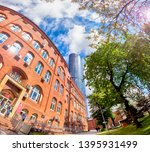 wroclaw  poland   may 10  2019  ...   Shutterstock . vector #1395931499