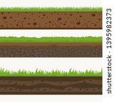 soil seamless layers....   Shutterstock .eps vector #1395982373