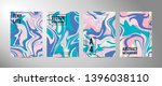 Four Vector Abstract Background ...