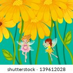 Illustration Of The Two Fairie...