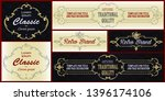 template advertisements  flyer  ...   Shutterstock .eps vector #1396174106