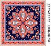 Indian Paisley Pattern Vector....