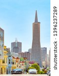 san francisco  california  usa  ... | Shutterstock . vector #1396237289